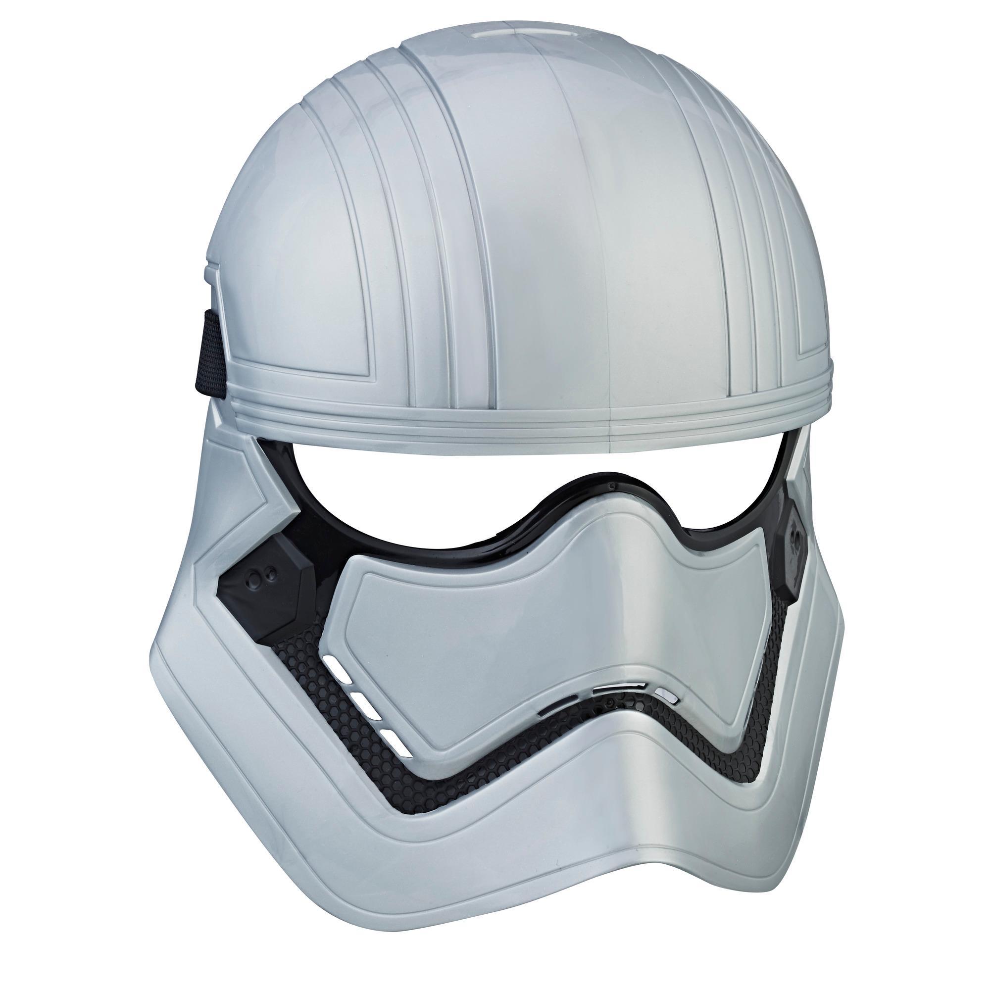 Star Wars: Os Últimos Jedi - Máscara de Capitã Phasma