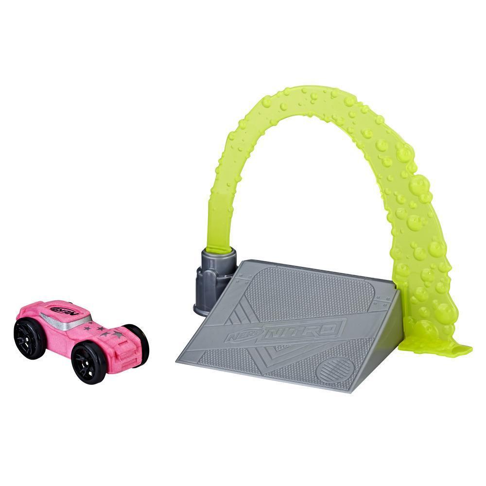 Nerf Nitro Kit Desafio Slimestream