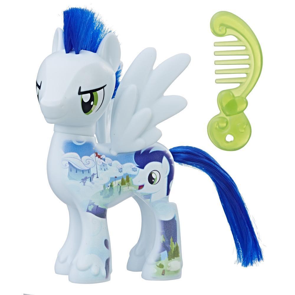 Amigas My Little Pony - Sua Amiga Soarin