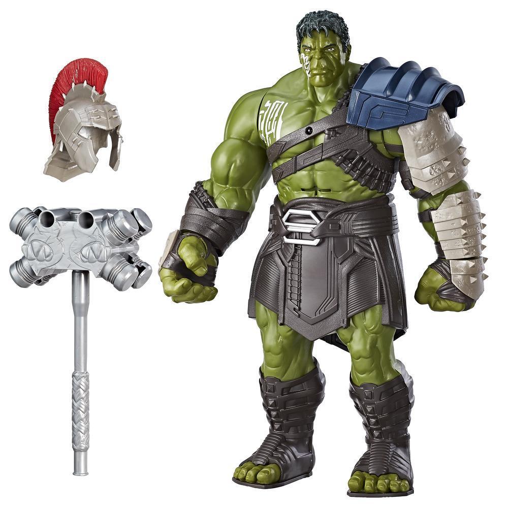 Marvel Thor: Ragnarok - Hulk Gladiador Interativo