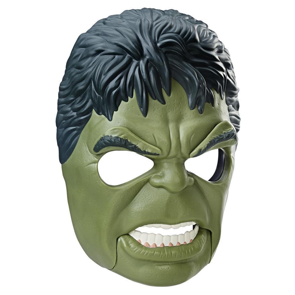 Marvel Thor: Ragnarok - Máscara Hulk furioso