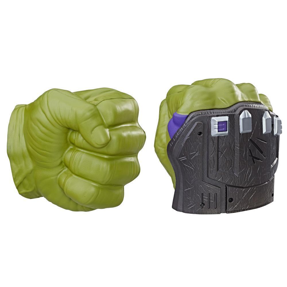 Thor: Ragnarok - Punhos esmagadores do Hulk