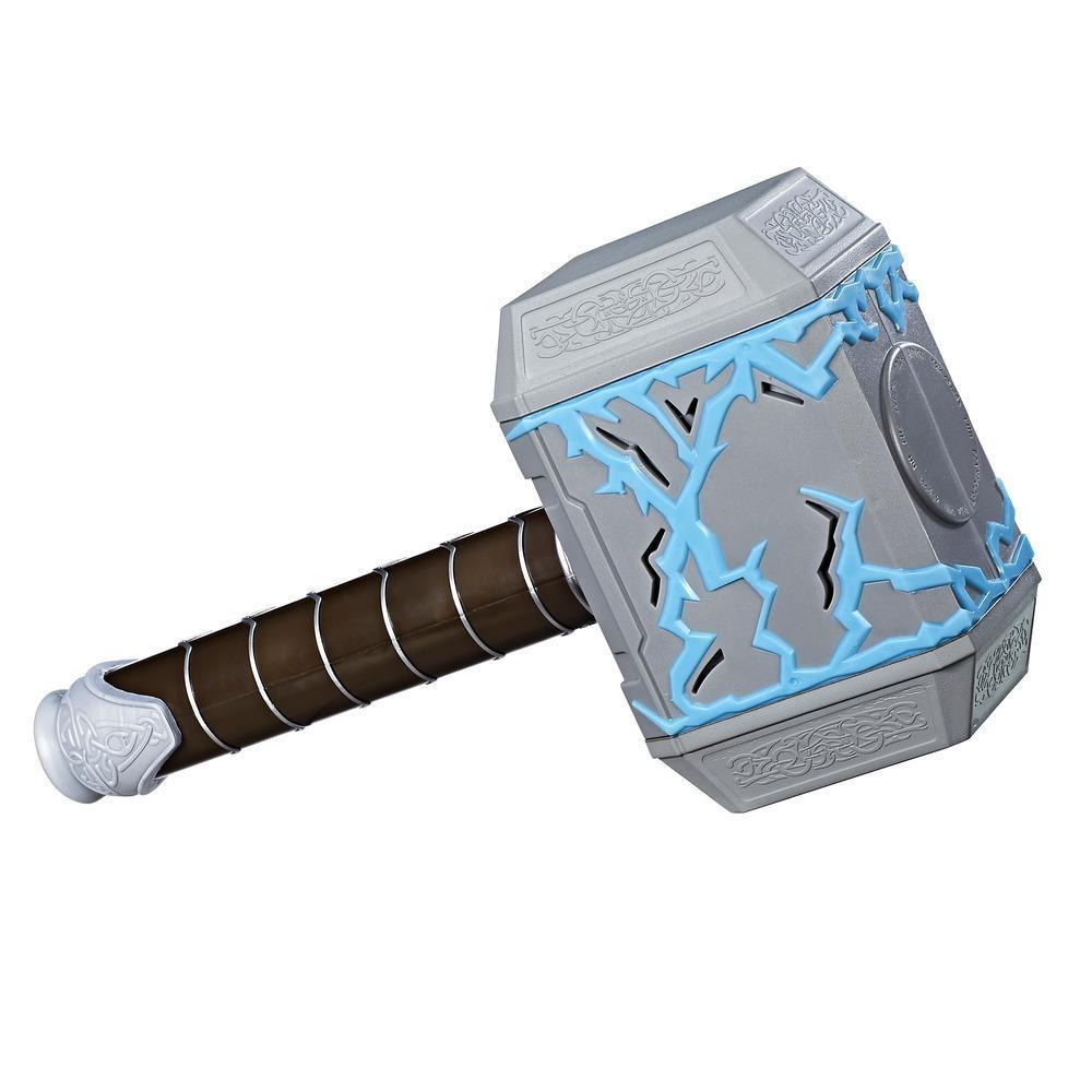 Thor: Ragnarok - Martelo golpe poderoso do Thor