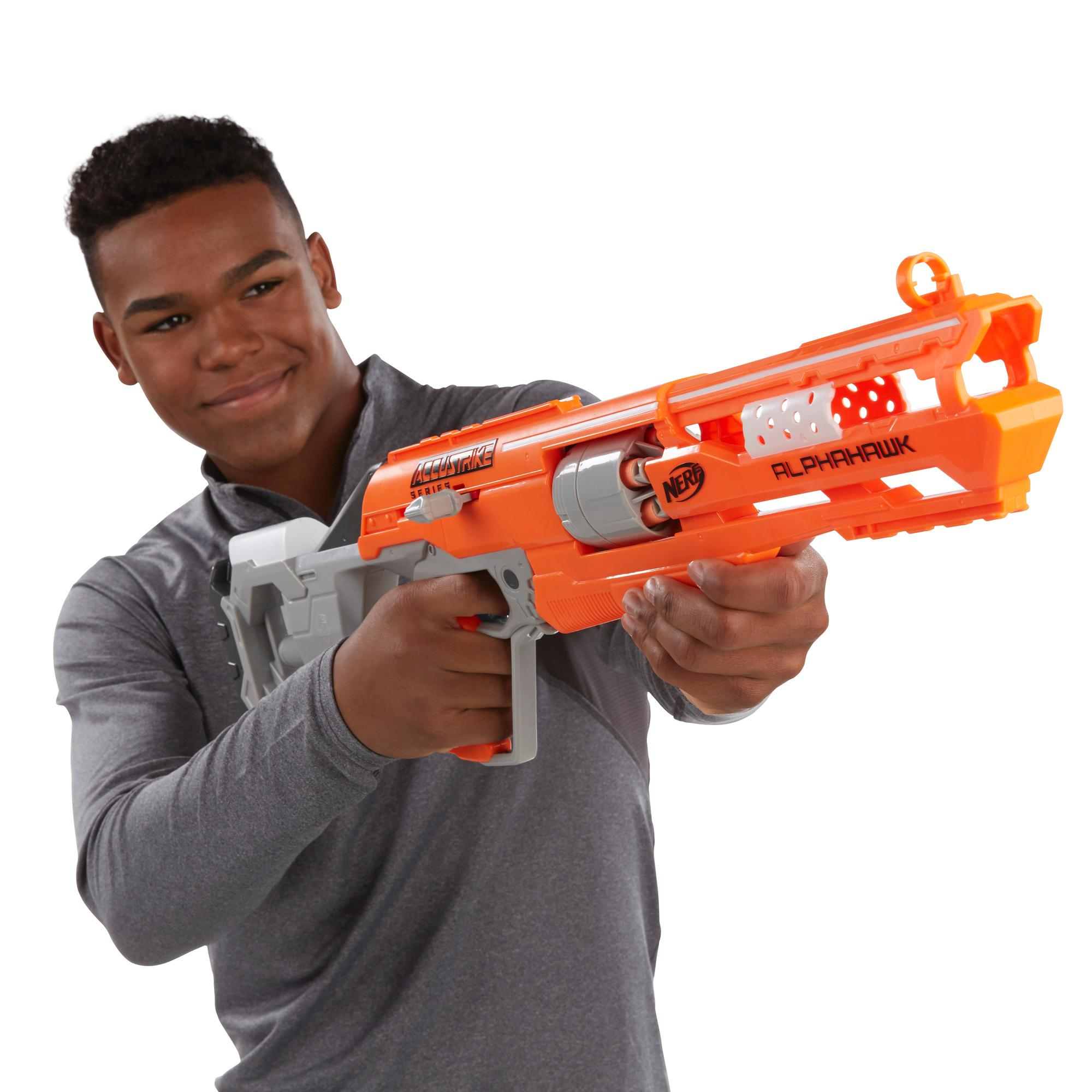Nerf N-Strike Elite AccuStrike Series AlphaHawk