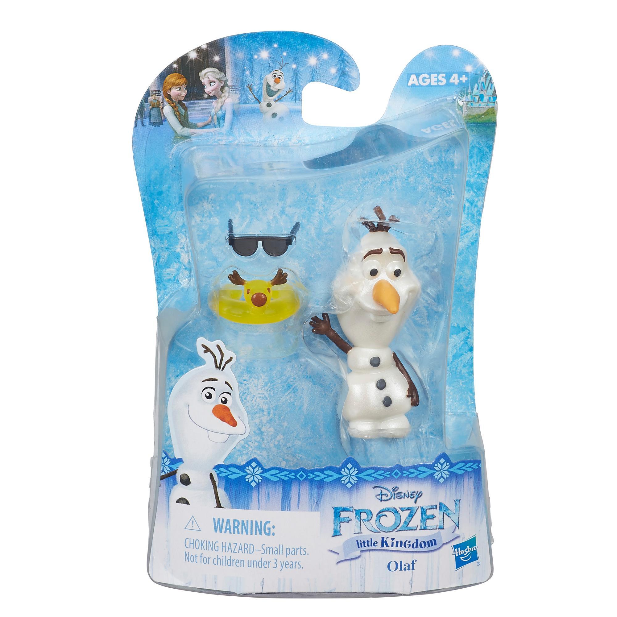 Brinq Boneca Frz Mini Boneca Olaf