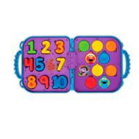 Playskool Sesame Street - Maleta de números do Come Come