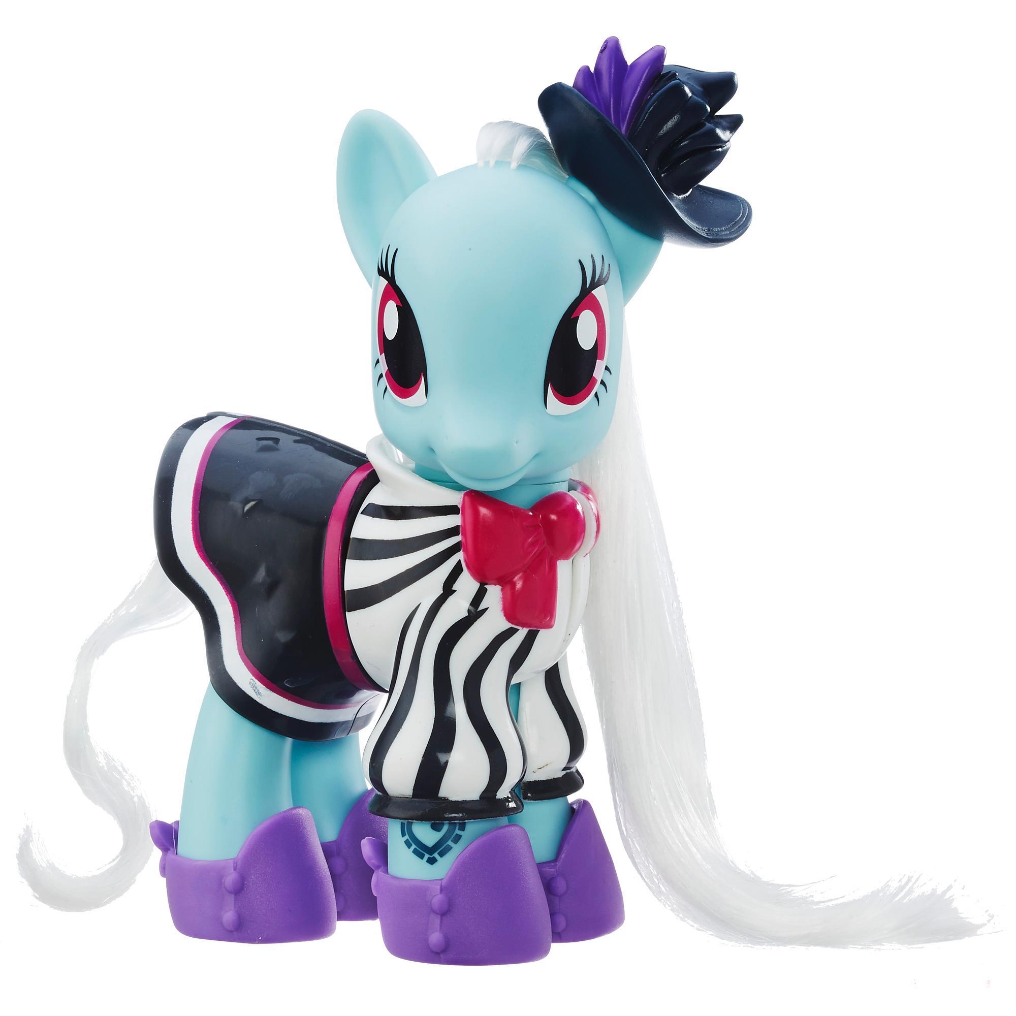 Figura My Little Pony Explore Equestria Fashion Sortido