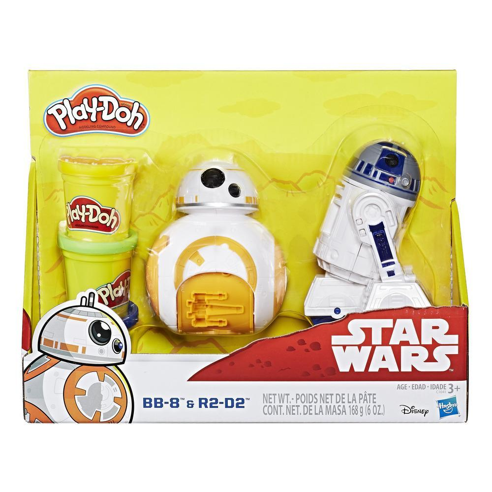 Play-Doh Star Wars - BB-8 et R2-D2