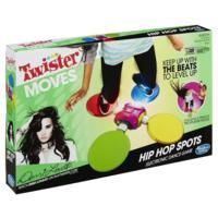 Jogo eletrônico de dança Twister Moves Hip Hop Spots