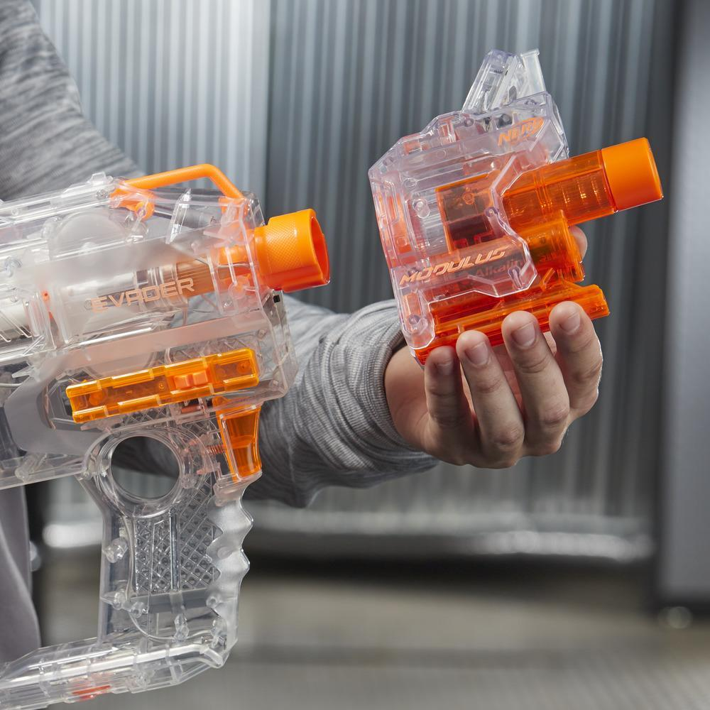 Nerf Modulus Ghost Ops - ChronoBarrel