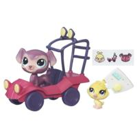 City Rides da Littlest Pet Shop