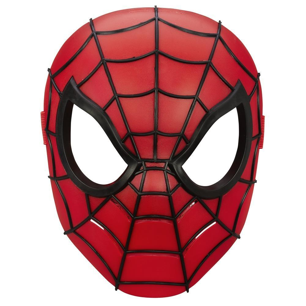 Brinquedo Mascara Basica Spider Man