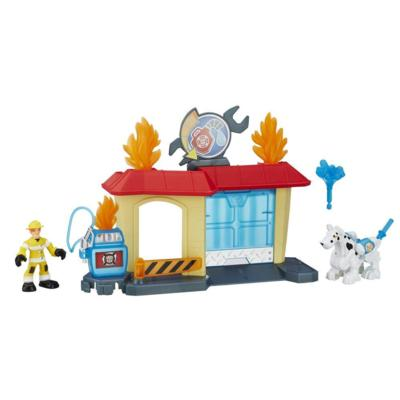 Playset Transformers Rescue Bots Resgate Sortido