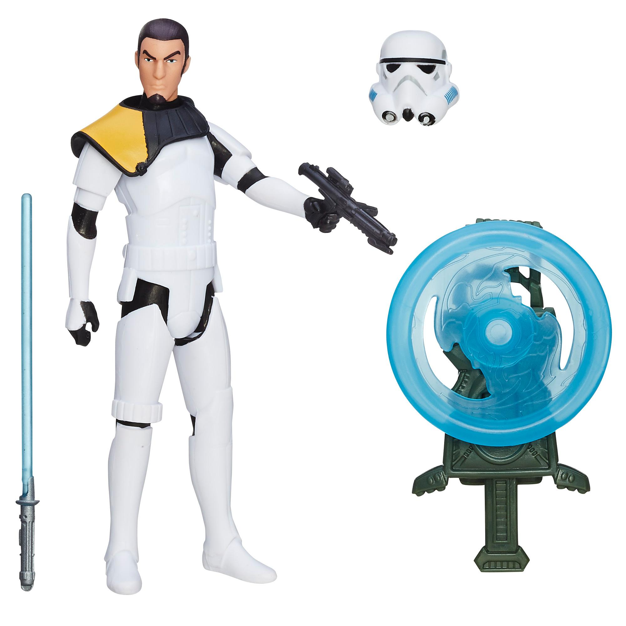 Star Wars Rebels - Figura Kanan Jarrus (disfarce de Stormtrooper)