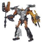 Coleção Transformers: A Era da Extinção - Boneco Grimlock Generations Leader Class