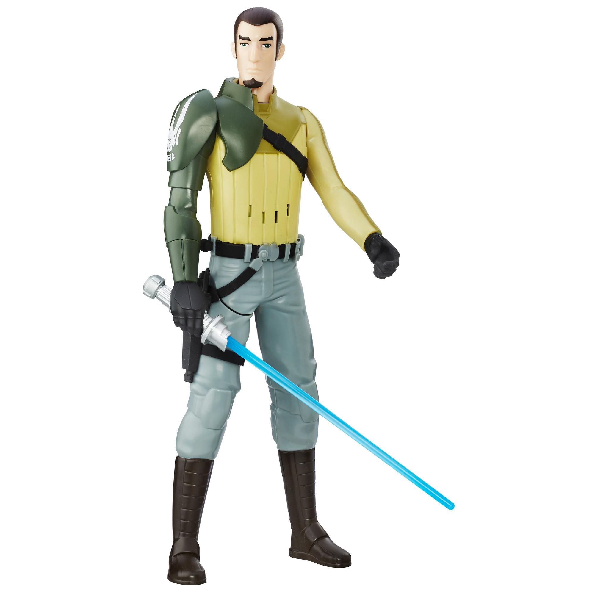 Star Wars Rebels - Duelo Eletrônico Kanan Jarrus