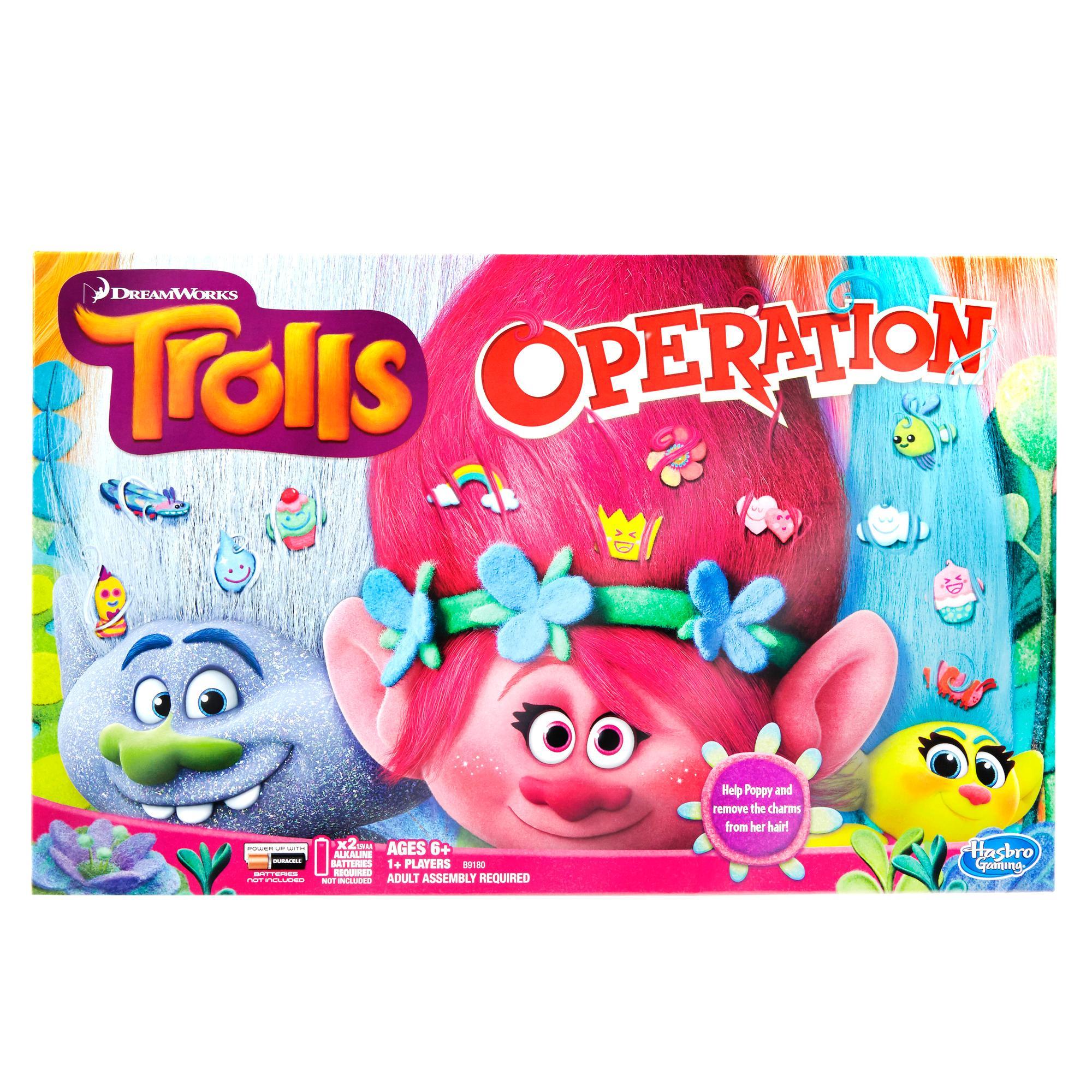 Jogo Operando: Edição DreamWorks Trolls