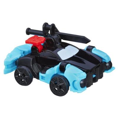 Boneco colecionável para montar Construct-Bots Autobot Drift- Coleção Transformers: A Era da Extinção
