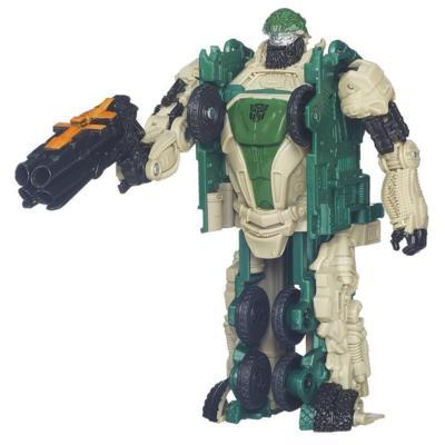 Autobot Hound Power Attacker - Coleção Transformers: A Era da Extinção