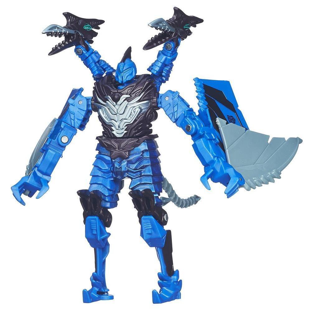 Dinobot Strafe Power Attacker - Coleção Transformers: A Era da Extinção