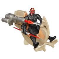 Star Wars Hero Mashers Sith Speeder e Darth Maul