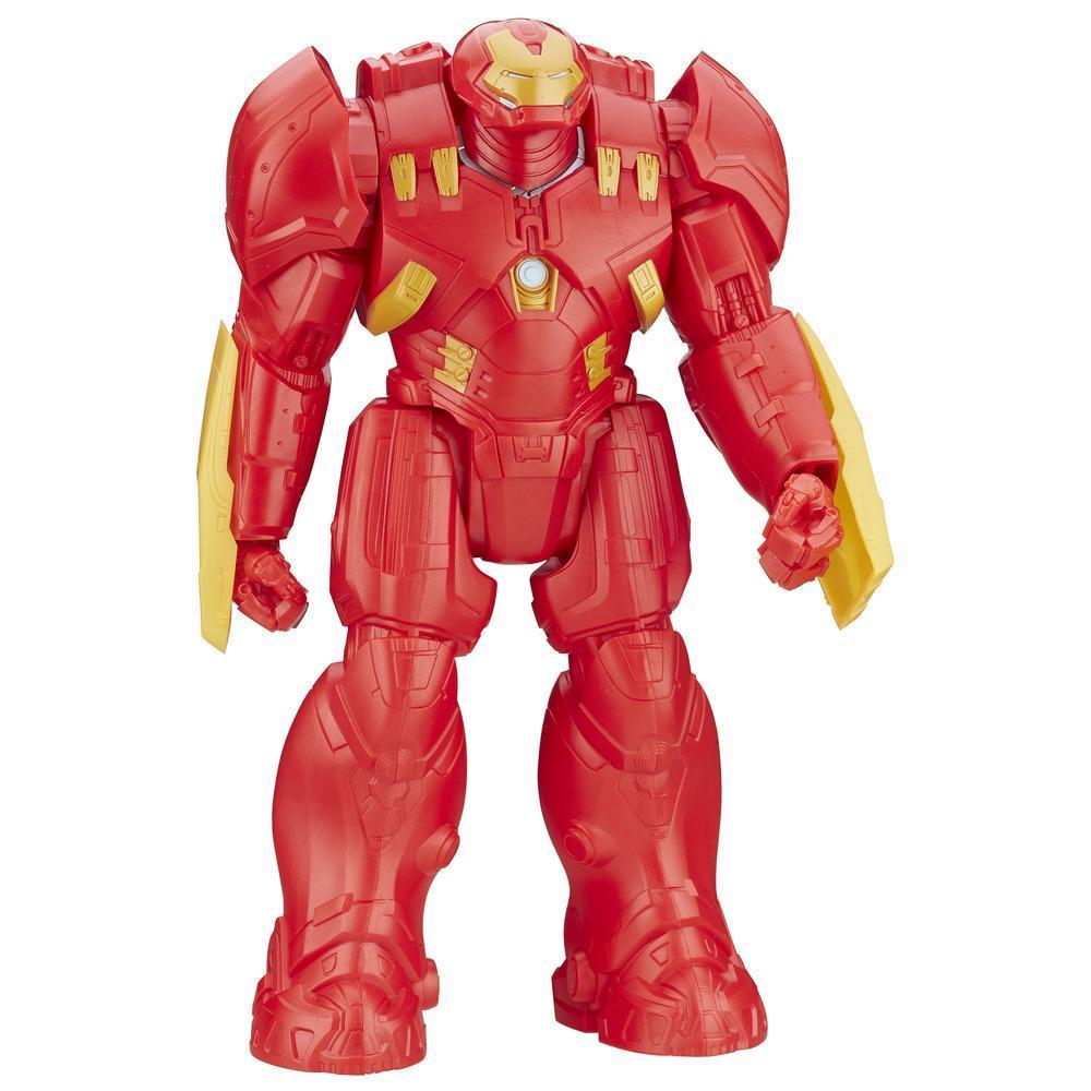 Boneco Vingadores Titan Hero Hulkbuster