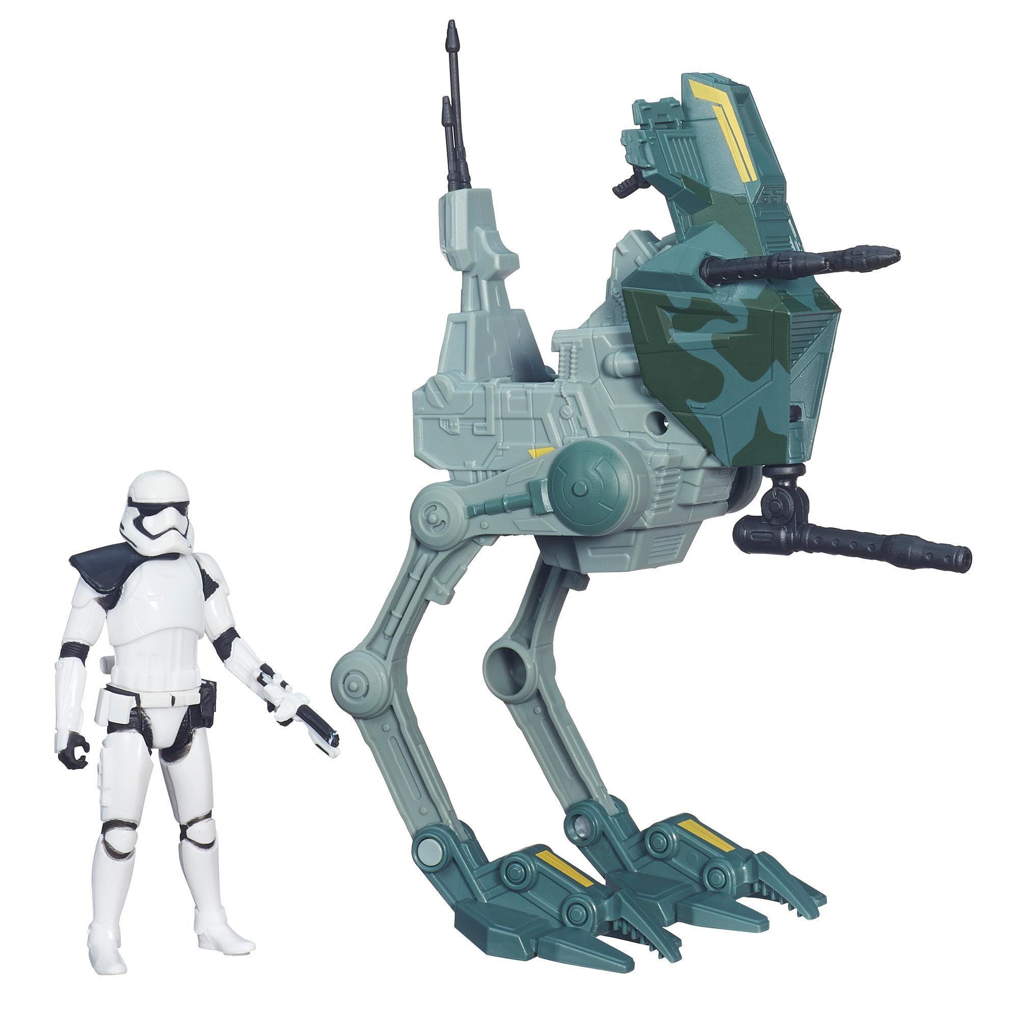 Star Wars O Despertar da Força Veículo Assault Walker de 9,5 cm