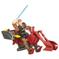 Star Wars Hero Mashers Jedi Speeder e Anakin Skywalker