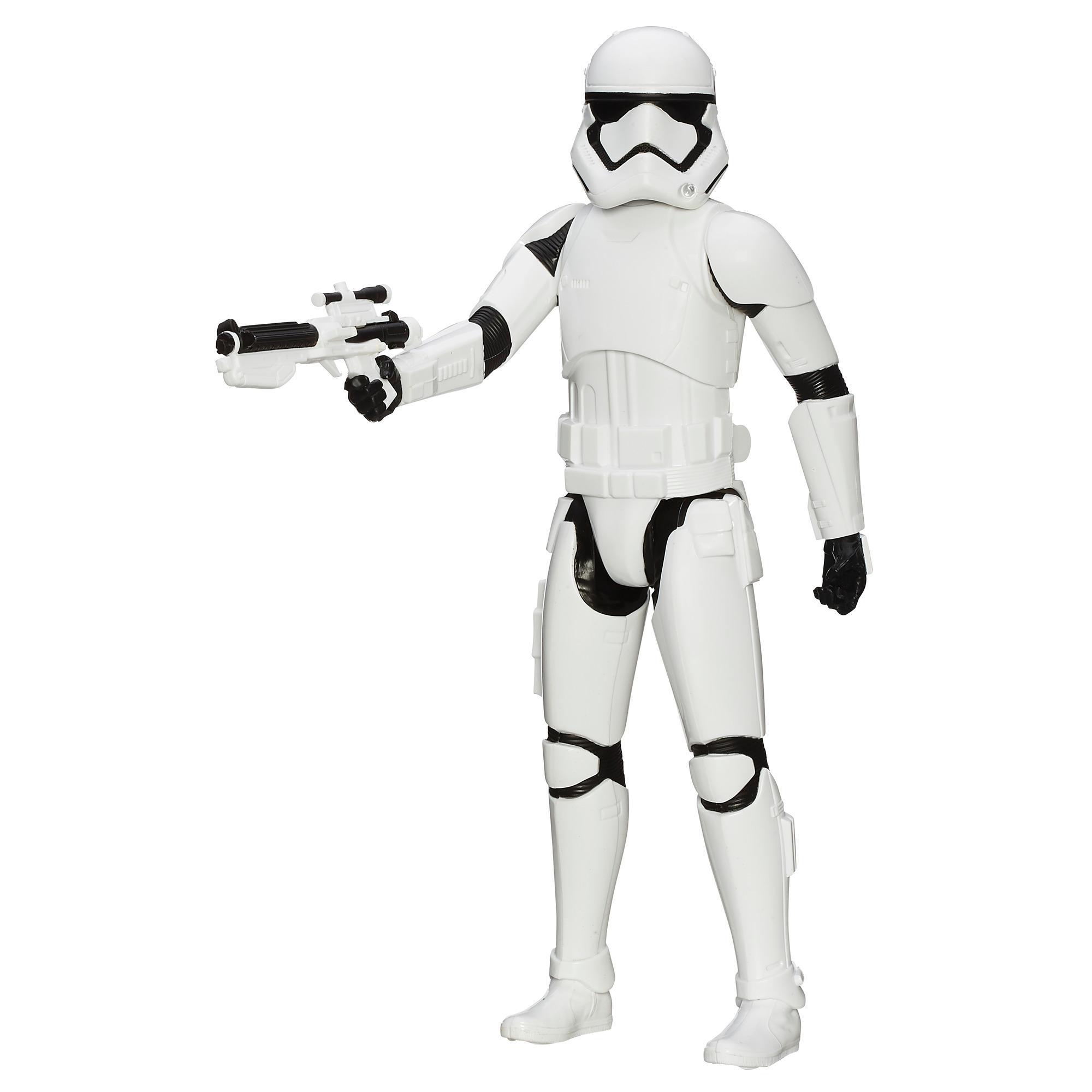 Star Wars O Despertar da Força Stormtrooper de Primeira Ordem com 30,5 cm