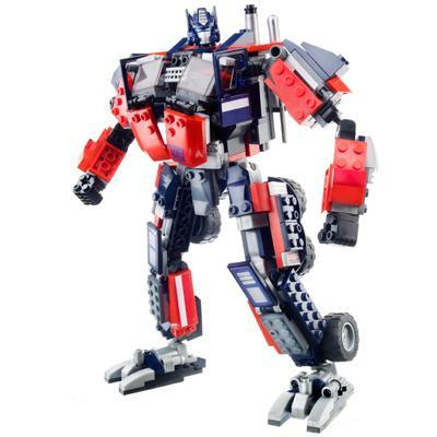 BLOCOS DE MONTAR KRE-O TRANSFORMERS - OPTIMUS PRIME
