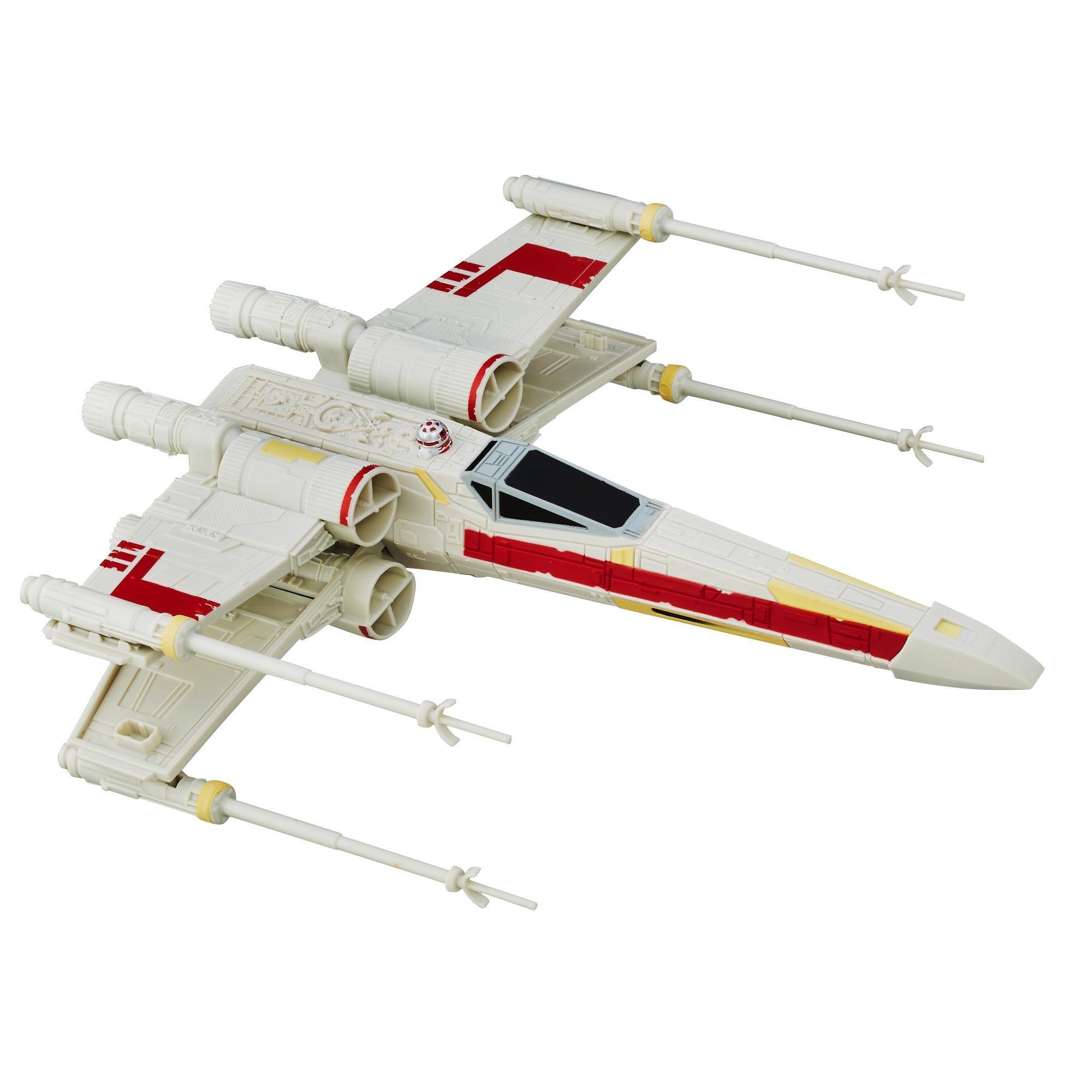 Star Wars Rogue One - Caça Estelar X-wing Rebelde