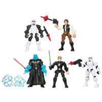 Star Wars Retorno do Jedi Kit Hero Mashers
