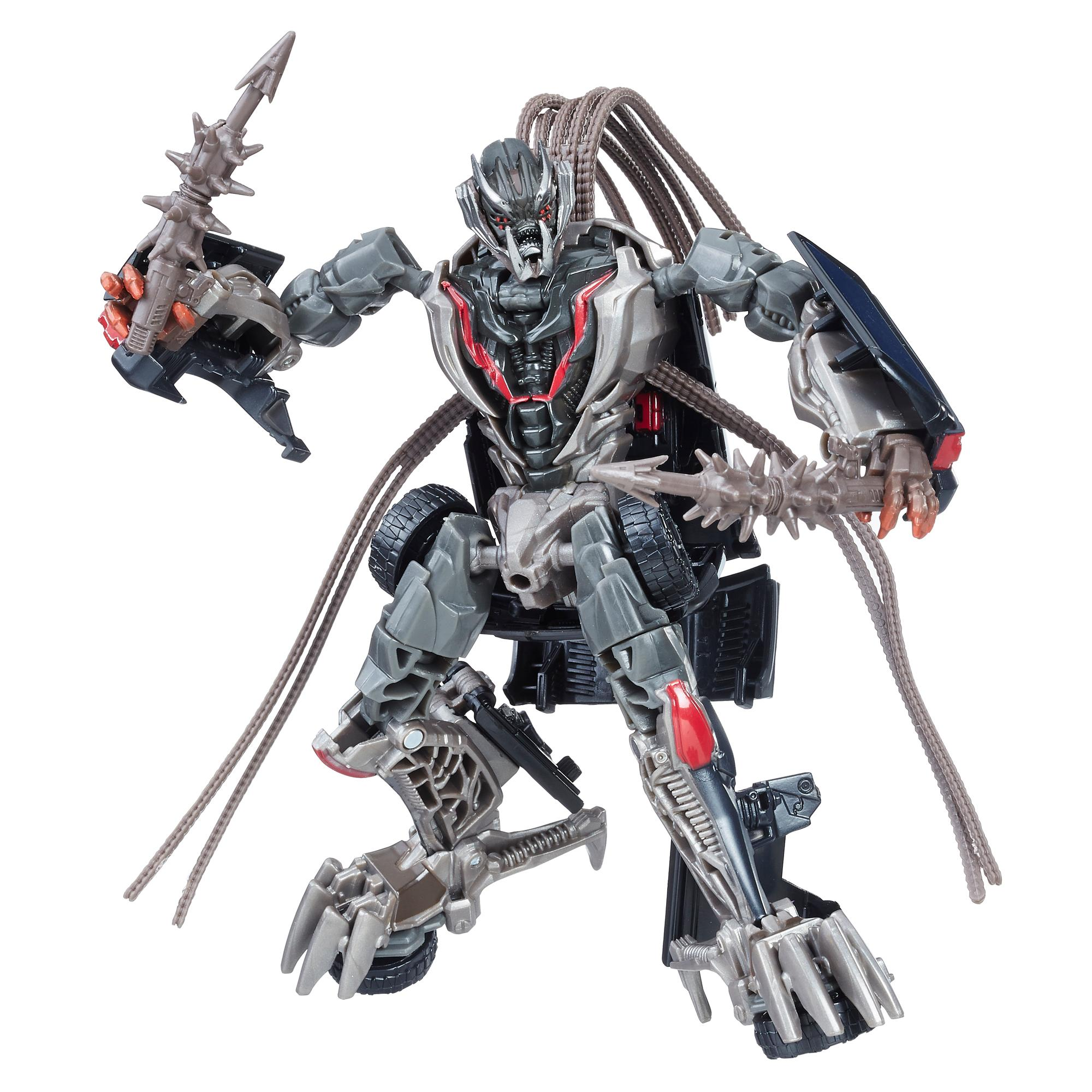 Transformers Studio Series 03 - Crowbar classe deluxe do filme 3