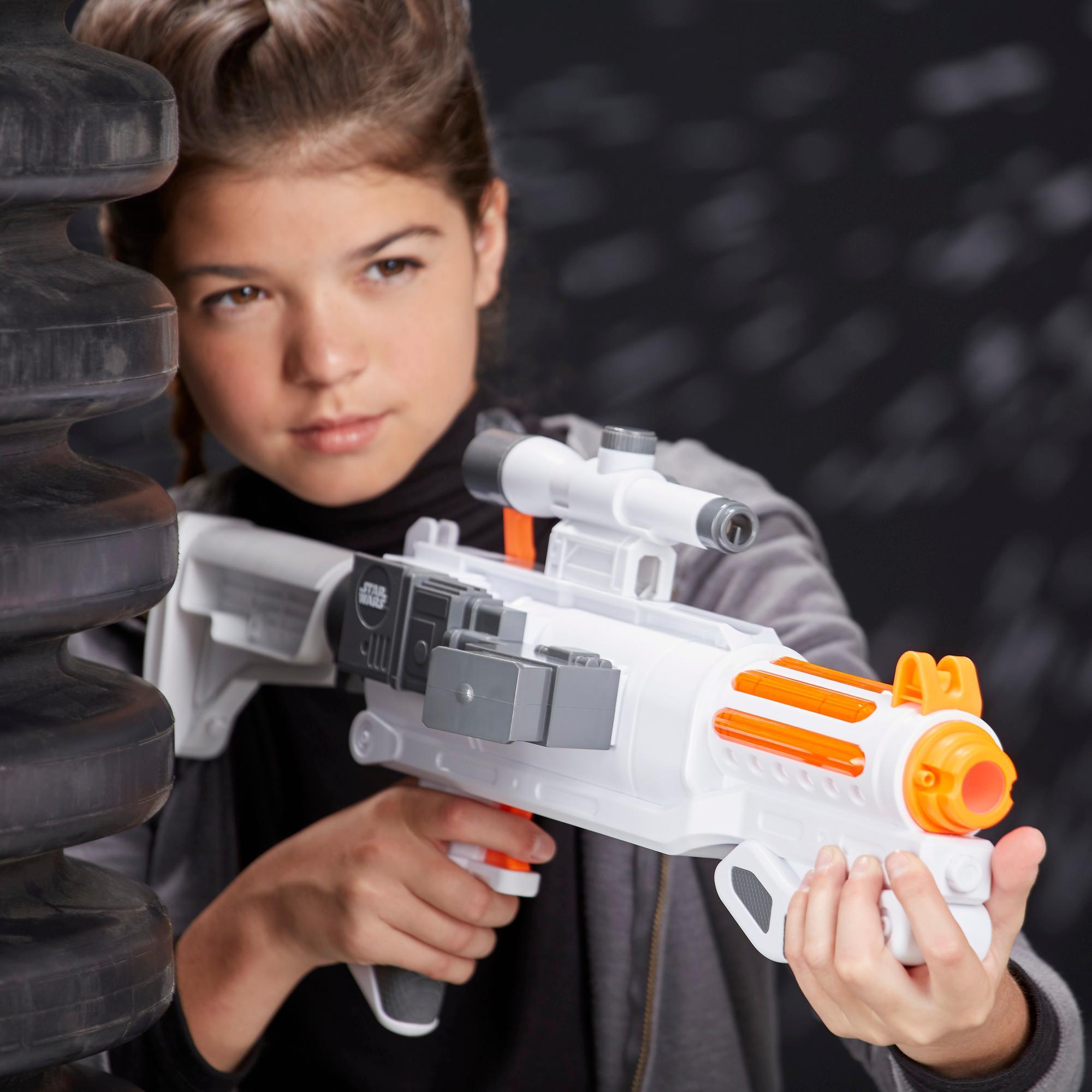 Star Wars Nerf - Lançador da capitã Phasma
