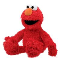 Playskool Friends Vila Sésamo - Love2Learn Elmo