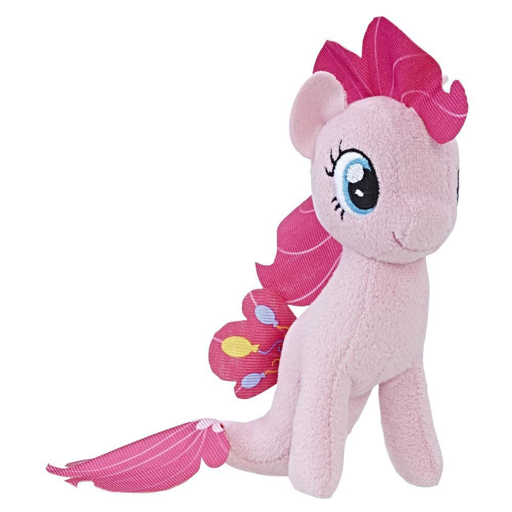 My Little Pony: O Filme - Pinkie Pie pônei-marinho pelúcia pequena