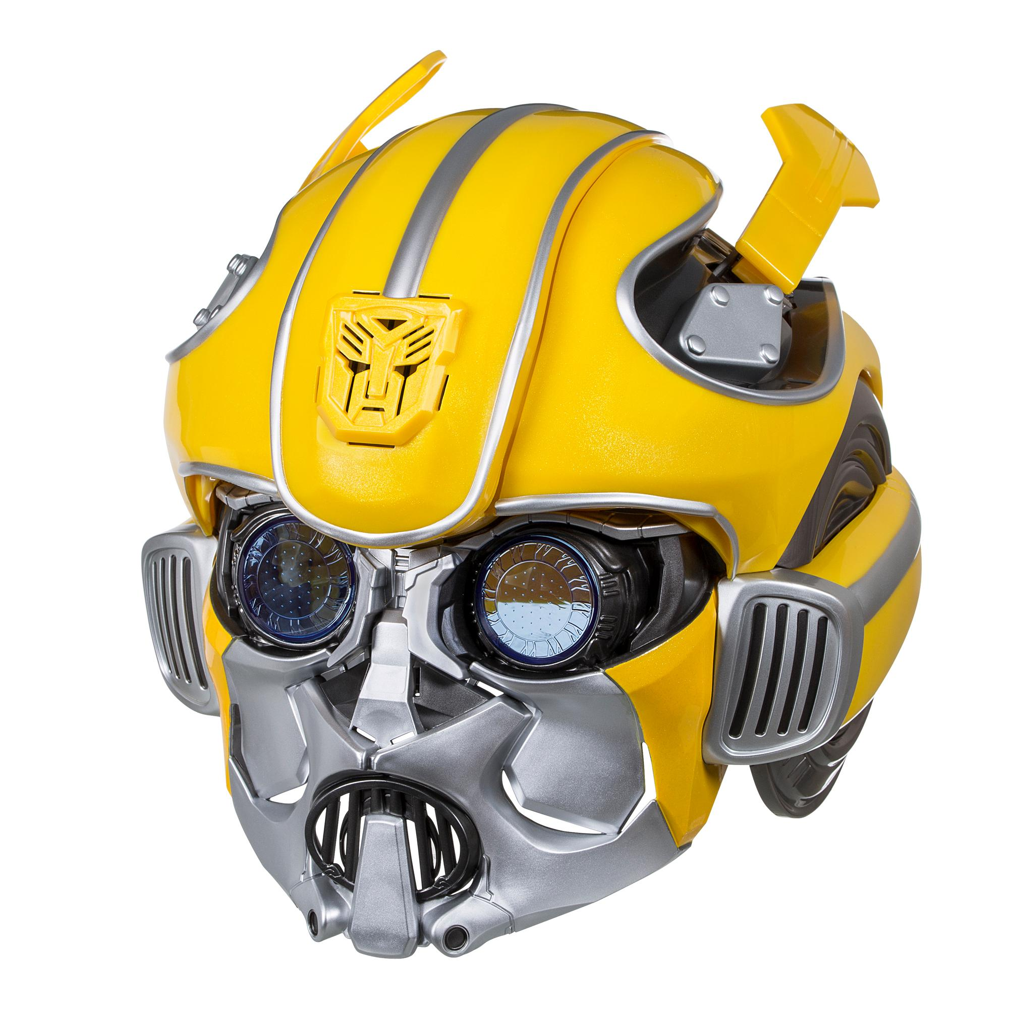Transformers Studio Series - Capacete do Bumblebee