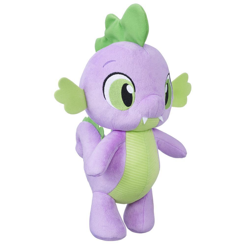 My Little Pony: A Amizade é Mágica - Spike, o Dragão pelúcia pequena