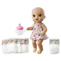 Baby Alive Sips N Cuddles - Brunette Hair