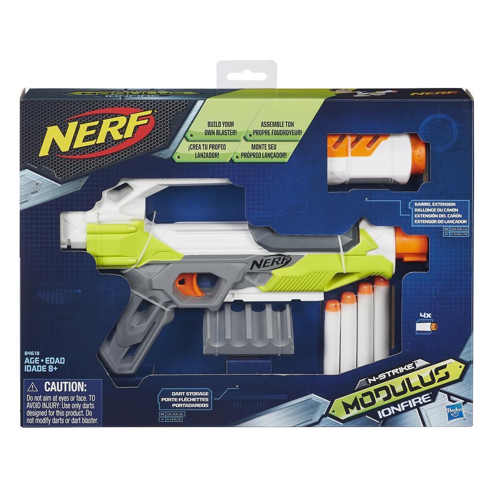 Lança Dardos Nerf Modulus Ionfire