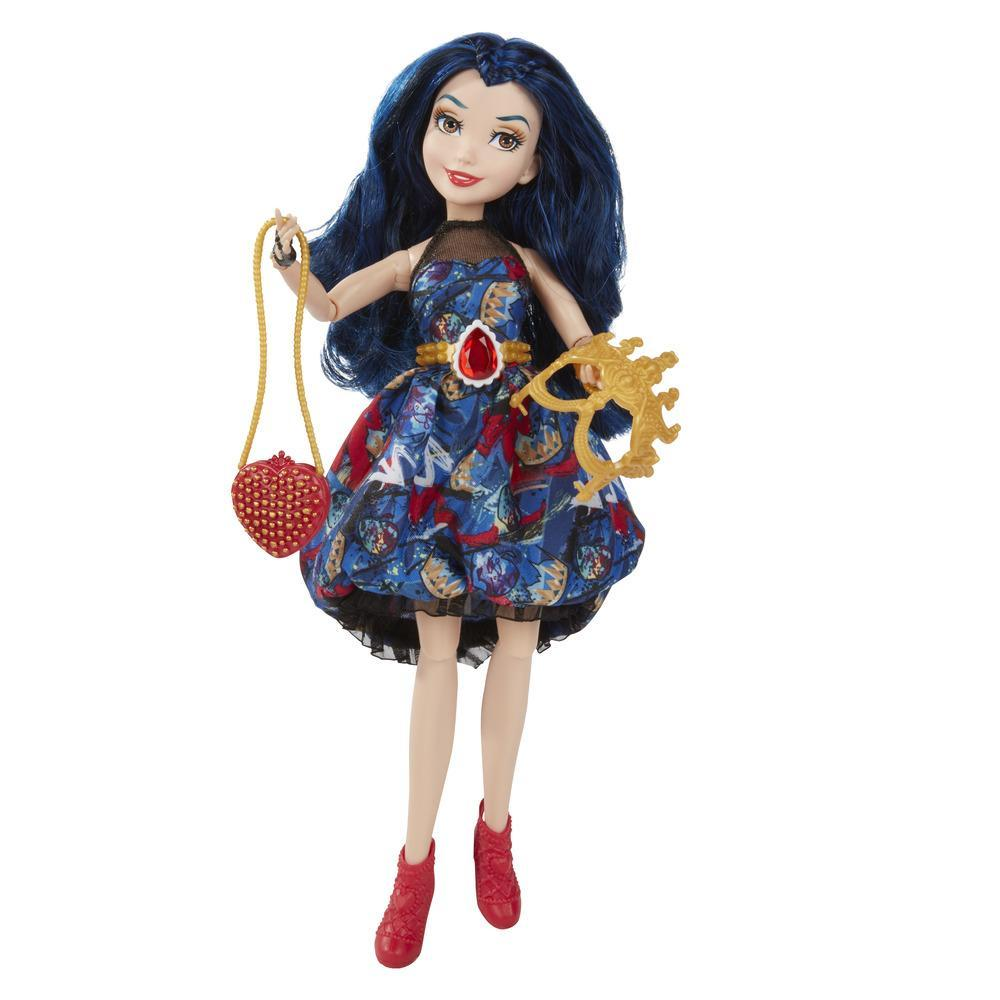 Disney Descendants Jewel-bilee - Evie da Ilha dos Perdidos