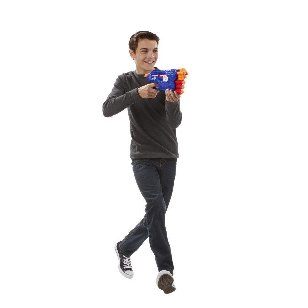 Lançador Nerf N-Strike Elite DualStrike