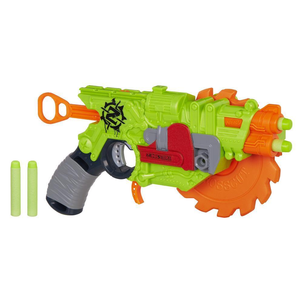 Lançador Nerf Zombie Strike Crosscut