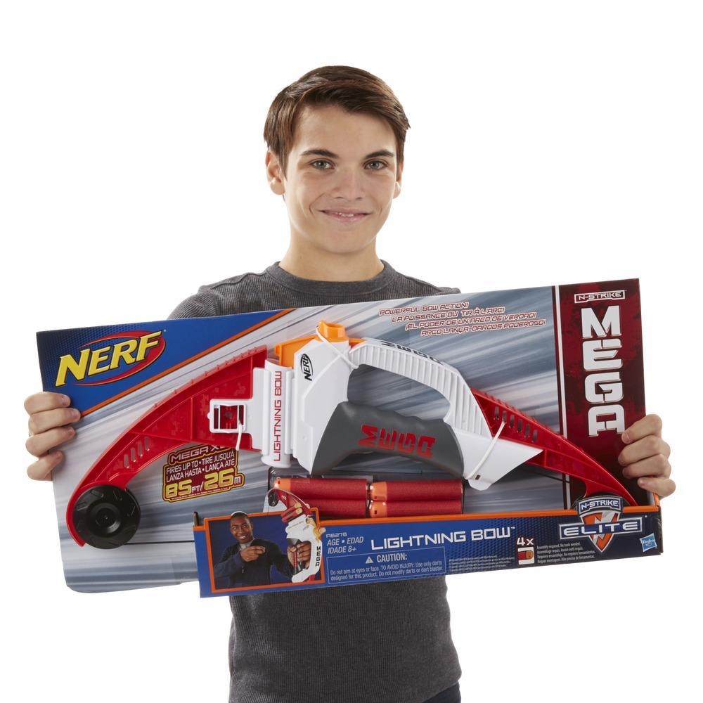 Nerf N-Strike Elite Mega Arco-relâmpago