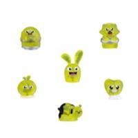 Hanazuki 6 Tesouros e Hemka Amarelo Feliz (Coleção 1)