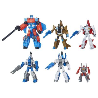 Figura Transformers Gen Superion Pack