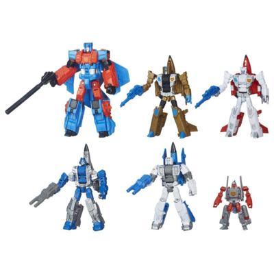 Figura Transformers Gen Superion Pack