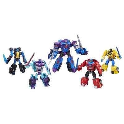 BQ Figura Transformers Gen Menasor Pack