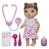 Boneca Baby Alive Cuida De Mim Morena