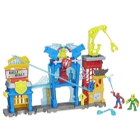 Playskool Heroes Marvel Super Hero Adventures - Esconderijo do Spider-Man
